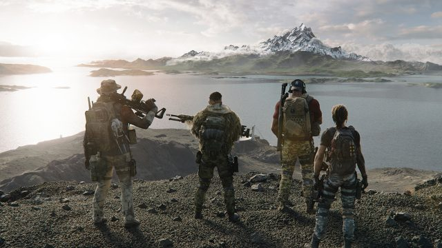 How to get the Ghost Recon Breakpoint Sentinel Corp Pack