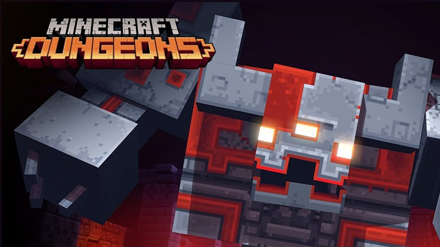 E3 2019 Minecraft Dungeons Release Date Announced For Xbox