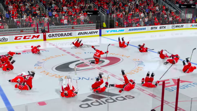 NHL 20 battle royale announced during game reveal
