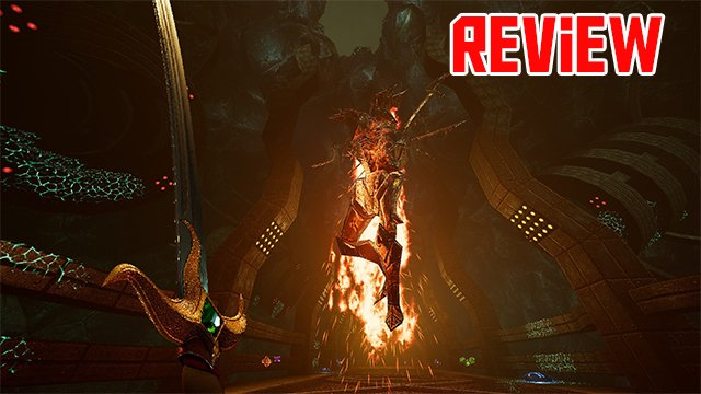 amid evil review