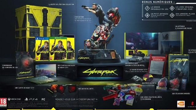 New Cyberpunk 2077 Gameplay, Release Date Revealed At E3 2019