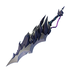 dauntless The Hunger Exotic Sword icon