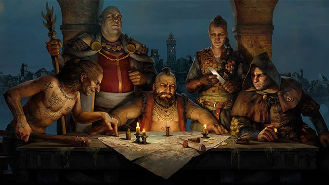 Gwent Novigrad expansion adds a the Syndicate