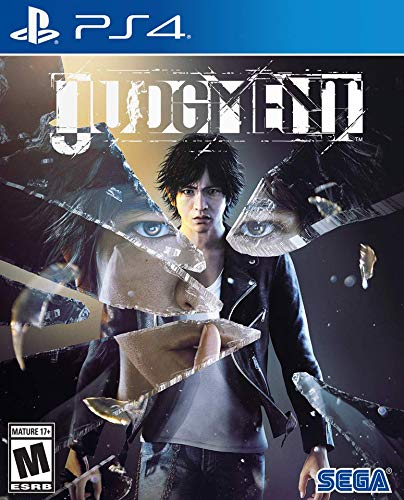 Box art - Judgment