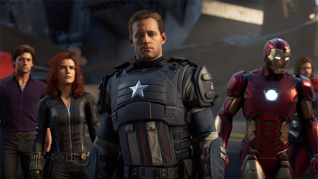 Crystal Dynamics won't change Marvel's Avengers character designs despite negative feedback.