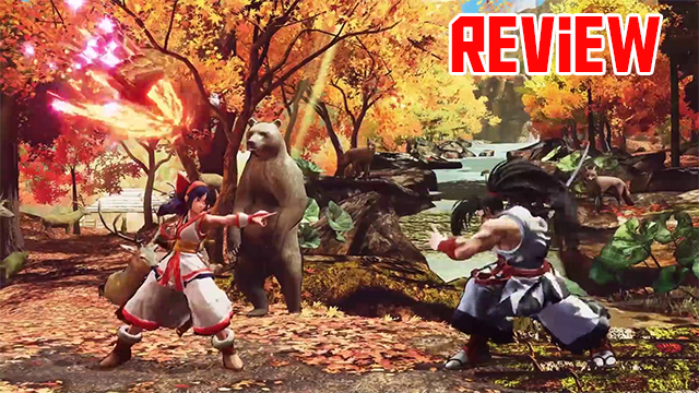 samurai showdown review