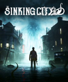 Box art - The Sinking City
