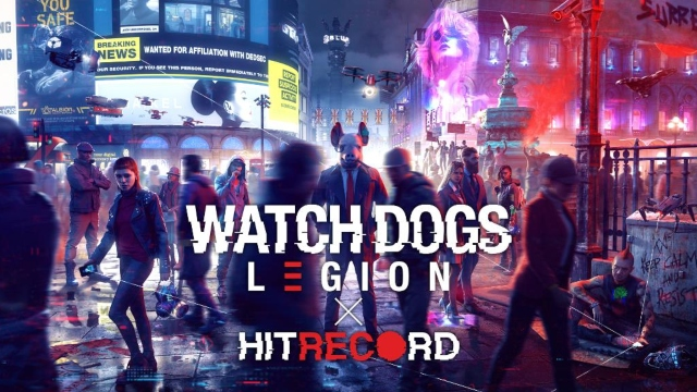 Devs criticize Watch Dogs Legion croudsourcing through Joseph Gordon-Levitts HitRecord