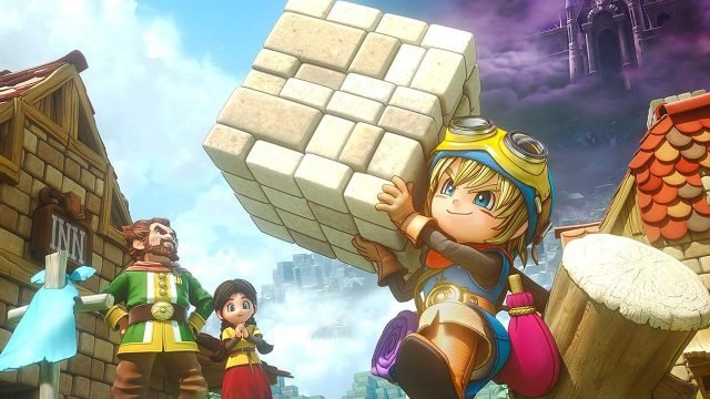 Dragon Quest Builders 2 Age Rating