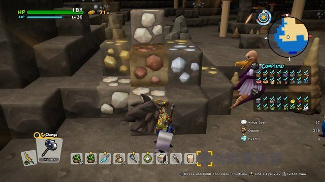 Dragon Quest Builders 2 Mythril