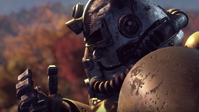 Fallout 76 Power Armor gone
