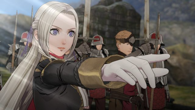 Fire Emblem Three Houses house choice Black Eagles