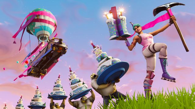 Fortnite Birthday Challenges 2019