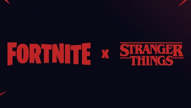 Fortnite x Stranger Things skins