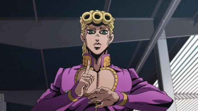 JoJo's Bizarre Adventure Golden Wind Episode 38 and 39 Release Date