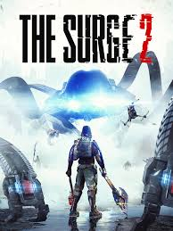 Box art - The Surge 2