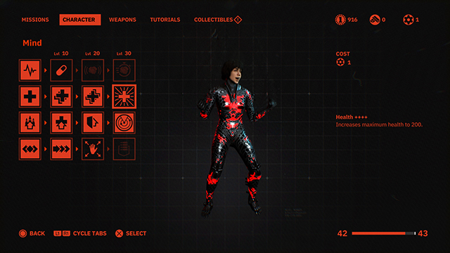 Wolfenstein Youngblood Health and Armor | How to increase or upgrade them