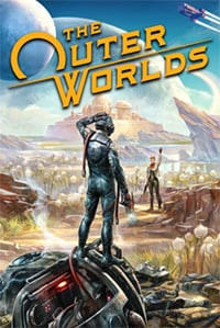 Box art - The Outer Worlds