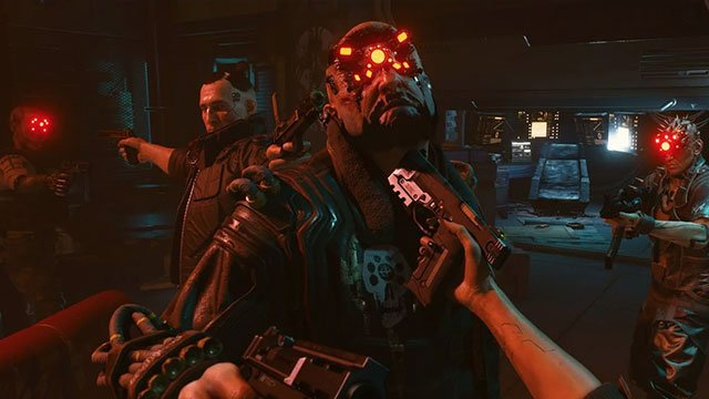 Cyberpunk 2077 hardcore difficulty setting will disable the game's UI