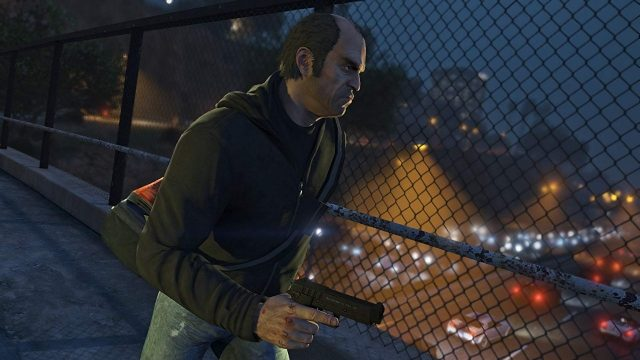 gta 5 trevor voice actor