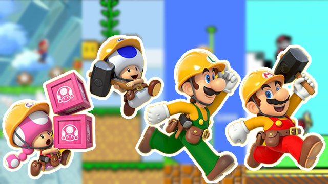 How Super Mario Maker 2 shows that we've hit peak Mario