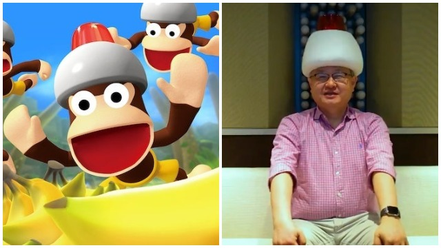 new Ape Escape game