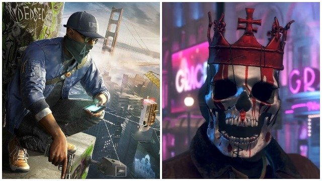 watch dogs legion watch dogs 2
