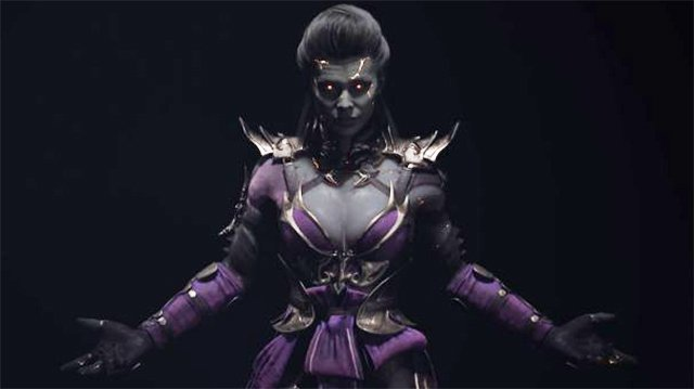 Mortal Kombat 11 Sindel DLC character gets first official picture