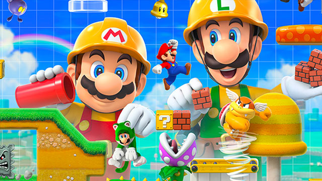 Super Mario Maker 2 course upload limit doubled