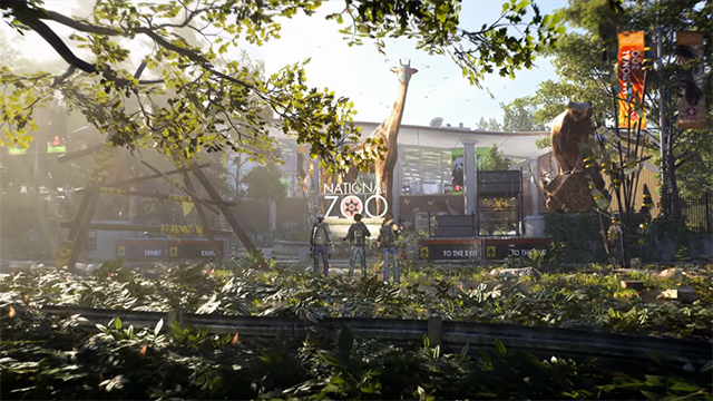 Division 2 DC Outskirts: Expeditions Update | Release date, new content, and raid matchmaking