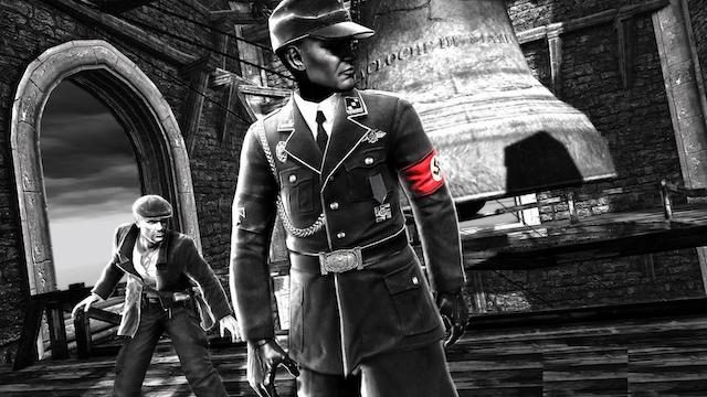 the saboteur best nazi games