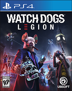 Box art - Watch Dogs Legion