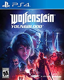 Box art - Wolfenstein Youngblood