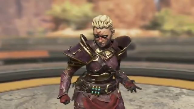 Apex Legends Iron Crown Skins