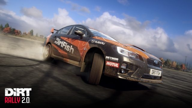 Dirt Rally 2.0 Update 1.7 Patch Notes