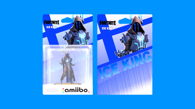 Fortnite x Amiibo