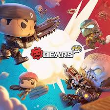 Box art - Gears Pop