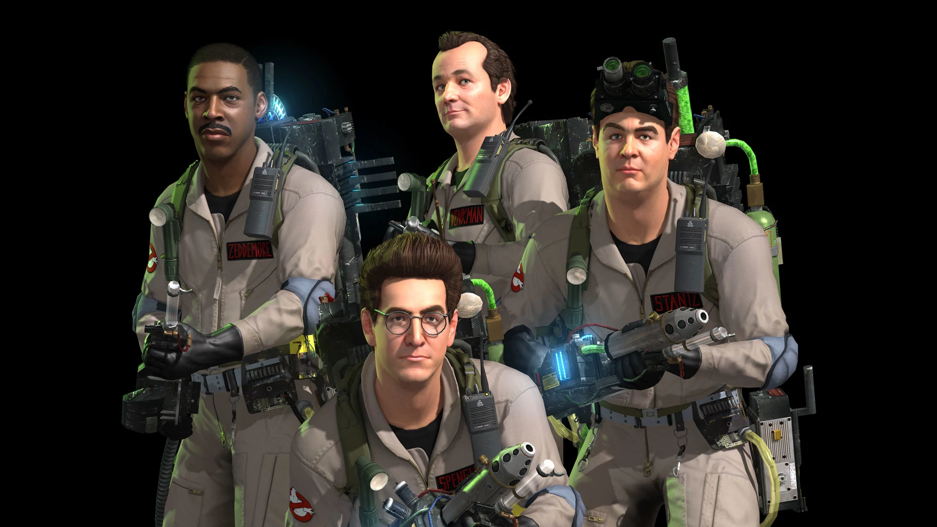 Ghostbusters remastered release date