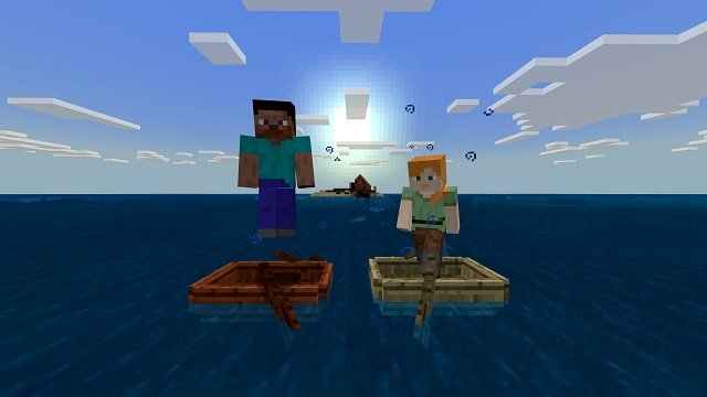 Minecraft Heart of the Sea