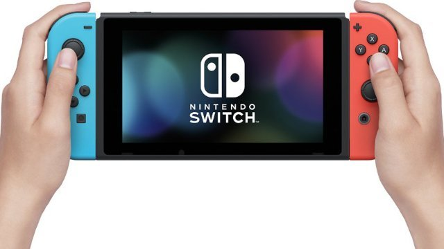 New Nintendo Switch free upgrade