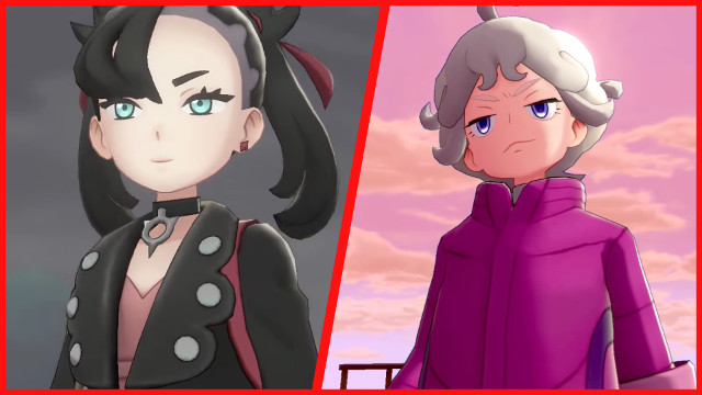 Pokemon Sword and Shield New Rivals