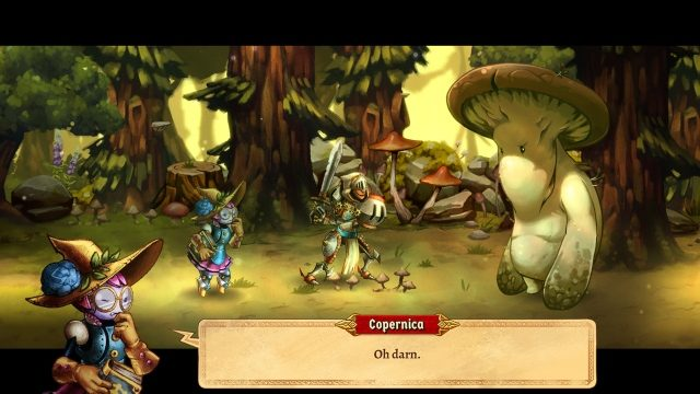 SteamWorld Quest Legend Remix new difficulty mode