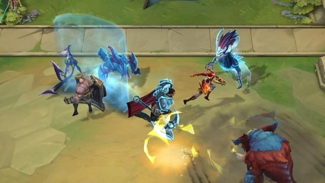 Teamfight Tactics Spectator Mode release date