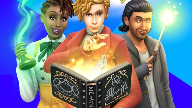 The Sims 4 Realm of Magic pack