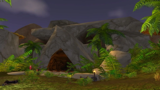 WoW Classic Wailing Caverns Dungeon