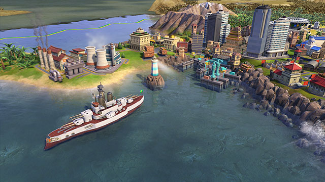 New Civilization 6 expansion hinted at by Firaxis