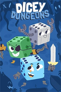 Box art - Dicey Dungeons