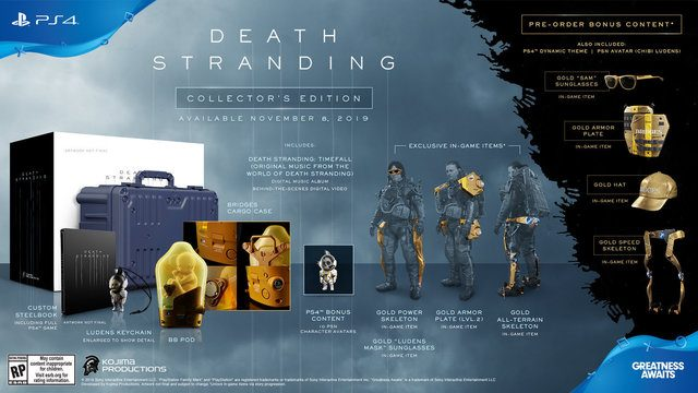 Ridiculous collector's editions
