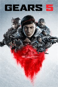 Box art - Gears 5 Review | The maddest world yet
