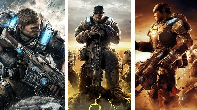 Best Gears of War Games | From Judgment to Gears of War 4